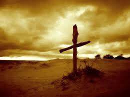 rough desert cross