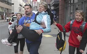 boston marathon help